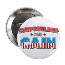 "Shipbuilder for Cain 2.25"" Button (100 pack)"