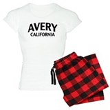 Avery California pajamas