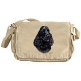 Cocker Spaniel (English) Messenger Bag
