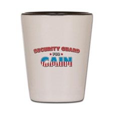 Security guard for Cain Shot Glass