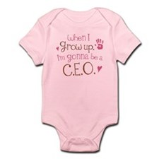 Kids Future Ceo Infant Bodysuit