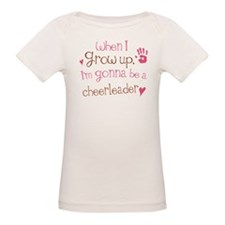 Kids Future Cheerleader Tee