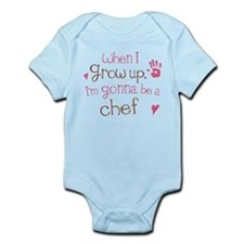 Kids Future Chef Infant Bodysuit