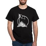 The Zombie Preparedness Initi Dark T-Shirt