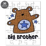Teddy Bear Big Brother Puzzle