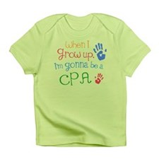 Kids Future Cpa Infant T-Shirt