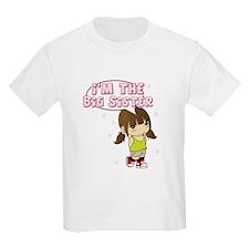 justjen_bigsister2-brown T-Shirt