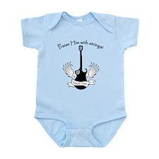 Psalm 150:4 Infant Bodysuit