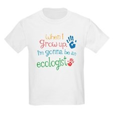 Kids Future Ecologist T-Shirt