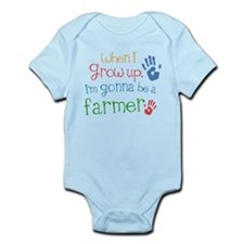 Kids Future Farmer Onesie