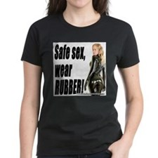 Safe Sex, Wear Rubber! Tee