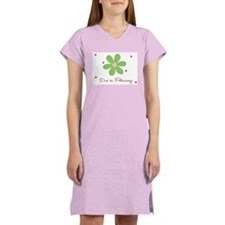 Due In February Women's Nightshirt