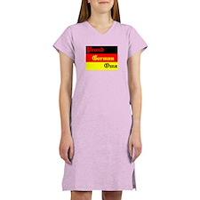 Proud Oma Women's Nightshirt