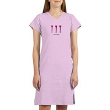 Tee Time! Women's Nightshirt