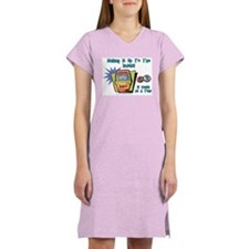 Indians and Casinos Women's Nightshirt