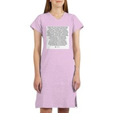 Polygon - Women's Nightshirt