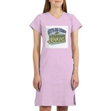 Leeroy Jenkins Women's Nightshirt