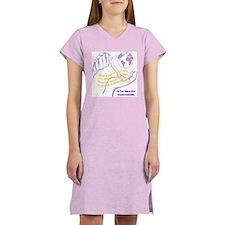 FT_Fish Women's Nightshirt