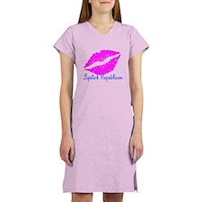 Lipstick Republican Women's Nightshirt