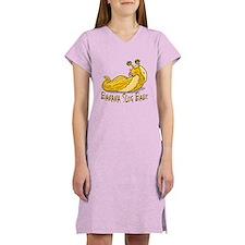 Banana Slug Babe Women's Nightshirt