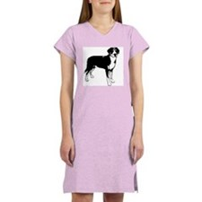 Greater Swiss Mountain Dog Women's Nightshirt