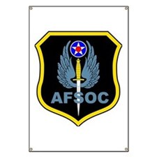 Air Force Special Operations Command Banner