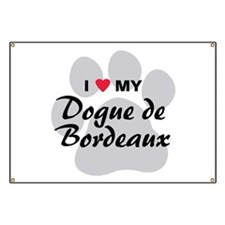 Dogue de Bordeaux Banner