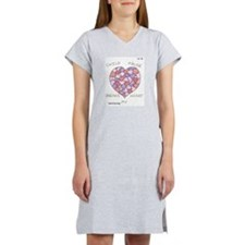 Funny Child abuse Women's Nightshirt
