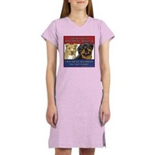 Anti-BSL Women's Nightshirt