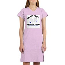 Always true: USAF Girlfriend Women's Nightshirt