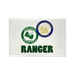 Riverside County Ranger Rectangle Magnet (10 pack)