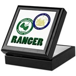 Riverside County Ranger Keepsake Box