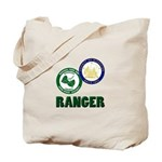 Riverside County Ranger Tote Bag
