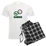 Riverside County Ranger Men's Light Pajamas