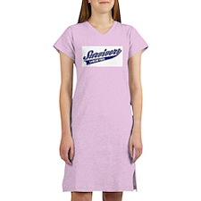 Cancer Free Survivors Women's Pink Nightshirt