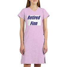 Retired Finn Women's Nightshirt