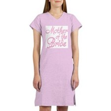 Amore Mother Bride Pink Women's Nightshirt