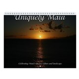 Uniquely Maui Wall Calendar