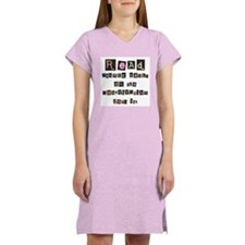 Banned Books Women's Nightshirt