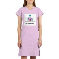 Med Lab Scientist Women's Nightshirt