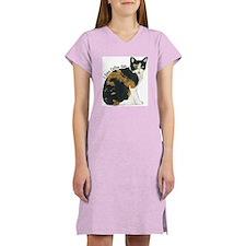 Calico Cat Women's Nightshirt