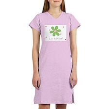 Due In March Women's Nightshirt