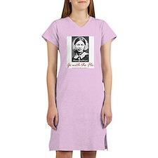 Go with Florence Nightingale! Women's Nightshirt