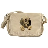 English Setter Messenger Bag