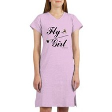 Fly Girl Women's Nightshirt