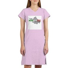 Proud to be Abruzzese! Women's Nightshirt