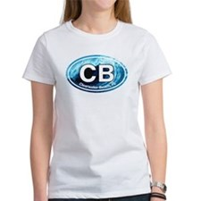 CB Clearwater Beach Wave Tee