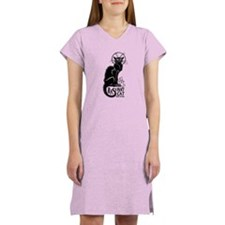 Basement Cat - Women's Nightshirt