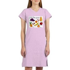 Fruit of the Spirit Women's Nightshirt