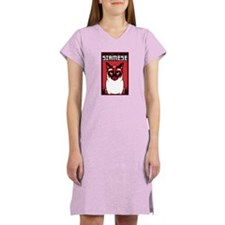 SIAMESE Dictator - Women's Nightshirt